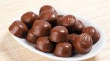Double machine à emballer complètement automatique de la meilleure qualité de chocolat de torsion