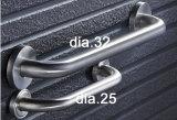Guida della gru a benna di sicurezza degli accessori della stanza da bagno della barra dell'abito di sicurezza dell'acciaio inossidabile di Inox