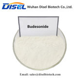 99% de pureza de glicocorticóide Pó Bruto Budesonides esteróides: CAS 51333-22-3