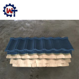 軽量の石上塗を施してあるアルミニウム亜鉛屋根瓦Kerala