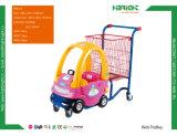 Supermarché Kiddie Panier enfants chariot avec l'iPad