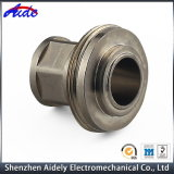 Peças de giro do CNC da ferragem do metal da liga de cobre