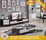 8 O tamanho padrão transparente de canto mesa de café (UL-MFC069)