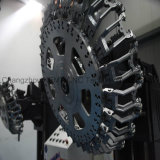 Perforación avanzada de gran eficacia del CNC del Siemens-sistema de MT52D-21T y torno que muele