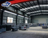 Armazém feito pronto da construção de aço do andar da fábrica de China multi
