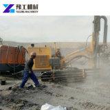 Máquina profesional de la plataforma de perforación de la correa eslabonada de Blasthole