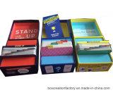 Fabricante China Wholesale Nombre de papel Papel/Tarjeta de Bingo juego de cartas