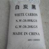 Nero di carbonio bianco idratato silicone della precipitazione