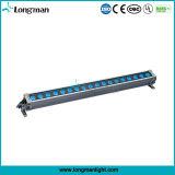 Hohes Lumen-Cer Rgbaw DMX512 im Freien LED Wand-Wäsche-Licht