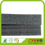 El aislamiento térmico Material impermeable negro Hoja de Aislamiento de espuma de PE