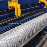 Kohlenstoffarmer Stahl-geschweißter Maschendraht, der Maschine einzäunt