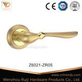 Hardware van de deur, het Handvat van de Hefboom van de Deur van de Legering van het Zink op nam toe (Z6020-ZR03)