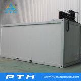 販売のためのプレハブの容器の低温貯蔵の家