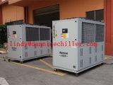охлаженный 30HP охладитель воды охлаженный воздухом для прессуя машины в Филиппиныы