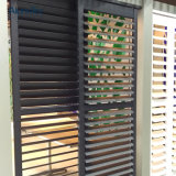Obturateurs en aluminium de plantation glissant l'obturateur Windows et les portes