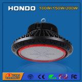 120 정도 SMD3030 100W UFO LED 보장 5 년을%s 가진 높은 만 빛