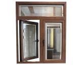 Aluminiumwohnwindows-Standardgrößen-Fenster