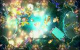 Fucilazione del drago di tuono e macchina di gioco del gioco della scanalatura di pesca