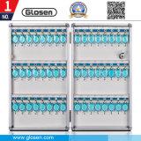 Rectángulo dominante que bloquea del almacenaje montado en la pared de aluminio económico de 48 claves