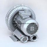 Canal lateral del ventilador de ventilación para la cría de camarones