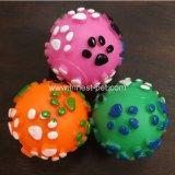 QualitätsPet gummiweihnachtenhundekauen-Spielzeug, quietschende Kugel