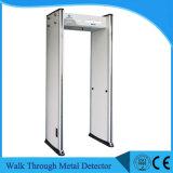 Camminata tramite il metal detector Ub500 6zones