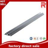Perfil de aluminio/de aluminio de la protuberancia para la fregona/la esponja/Swob Rod (RAL-21)