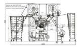 Машина жаккарда Gstl43/1 для ткани шнурка с плитой падения