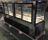 De bakkerij Gekoelde Koelkast van de Vertoning van het Gebakje van de Apparatuur/van het Roestvrij staal (RL730V-S2)