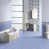 keramische Wand-Innenfliese des Badezimmer-6D-Inkjet für Baumaterial 300X450mm