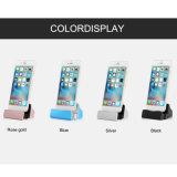 Necesita de masas de colores de alta calidad Soporte cargador para teléfonos móviles