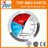 800 BBQ van het Roestvrij staal van F de Thermometer van de Grill