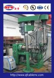 シリコーンゴムの連続的な加硫の押出機ライン