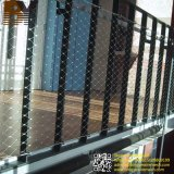 Câble décoratif en acier inoxydable Zoo Animaux Escalier Balcon Alu d'oiseau Maillage de corde
