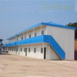 창고를 위한 안전하고 튼튼한 주거 주택건설 집 빛 강철 조립식 집