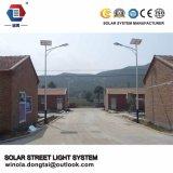 Luz de calle solar de Lanyu LED 30W 40W 50W/Lihta013