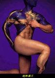 Dibujo de la seda - Archer