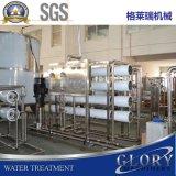 Planta bebendo do tratamento da água do RO