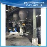 Sistema de mezcla del PVC
