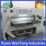 Qzx920d7 Programa automático eléctrico Industrial Control de la máquina de cortar el papel de guillotina de papel
