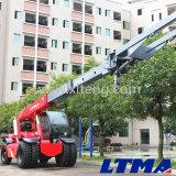 Carrello elevatore telescopico Telehandler dell'asta di Ltma 10t da vendere