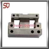 CNC di precisione che lavora le parti alla macchina di alluminio e di plastica