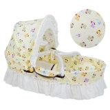 Portable Cuna para bebé Cuna Bebe Durmiendo cesta de mimbre