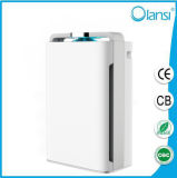 Betätigter Kohlenstoff-Filter-intelligenter Screen-rauchender Raum Ionzier Luft-Reinigungsapparat für Haus