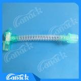 Montagem do cateter de papelão ondulado de respiração com marcação CE e ISO