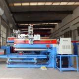 máquina longitudinal de la soldadura continua del cilindro de gas 50kg