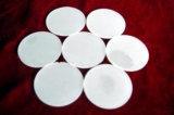 Lastra di vetro rotonda opaca del quarzo di vendita calda