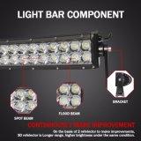 heller Stab der Leistungs-300W super heller 3D gebogener 52inch LED