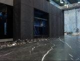 Marmo di marmo nero Nero Marquina di vanità del negro delle lastre dei fornitori della Cina