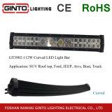 10-30V à prova de luz LED curvo off road Bar para o Coletor